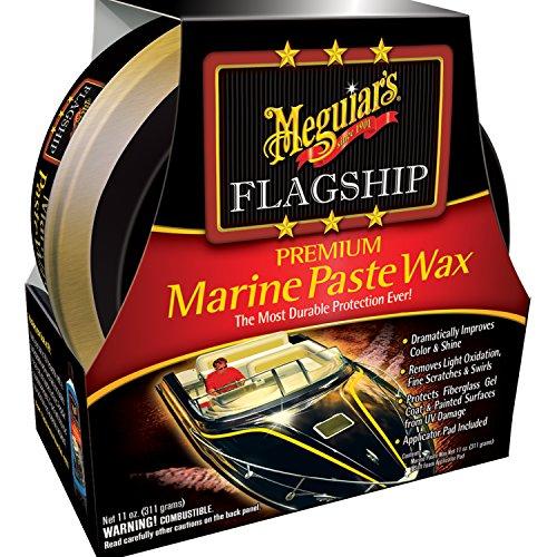 Premium Paste (Meguiar's M6311 Flagship Premium Marine Wax Paste - 11 oz.)