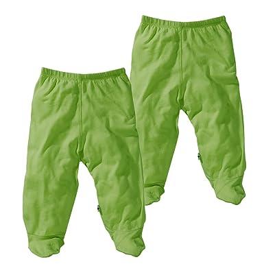 b094c1cd18b1 Amazon.com  Babysoy Eco Footie Pants Unisex Pack of 2  Clothing