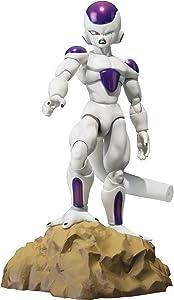 Bandai Tamashii Nations Frieza Final Form Dragonball Z S.H.Figuarts Action Figure