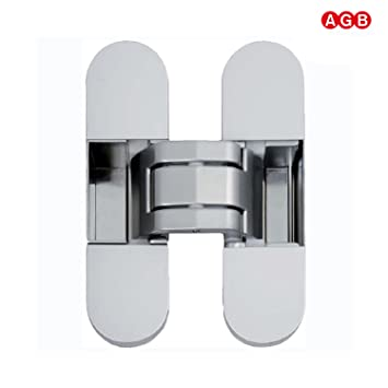 Merveilleux Concealed Hinges For Interior Doors AGB 2.0 Eclipse (4 Set)