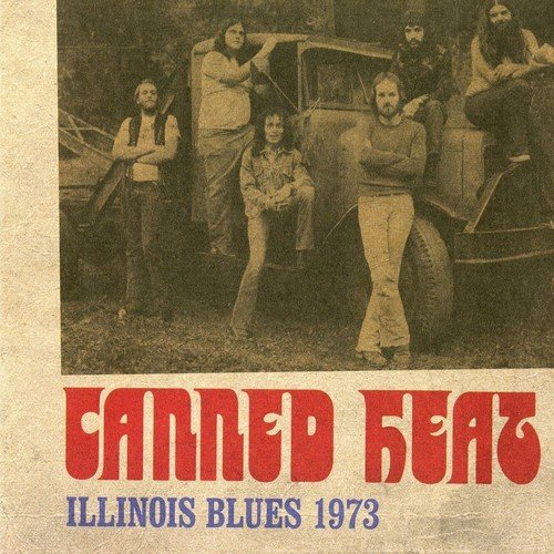 Illinois Blues 1973 - Limited Edition Translucent Red Vinyl ()