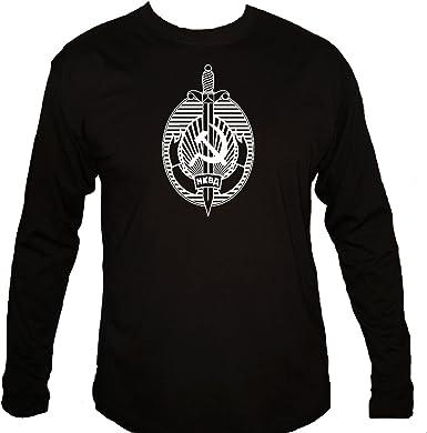 CCCP Russian Soviet Union USSR 100/% Cotton T-Shirt
