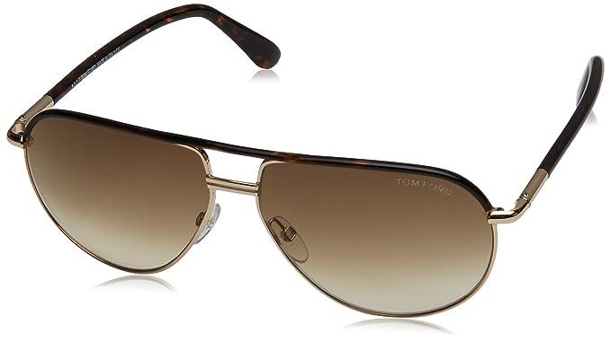 Tom Ford Sonnenbrille FT0285 ME 135_52K (61 mm) Marrón, 61