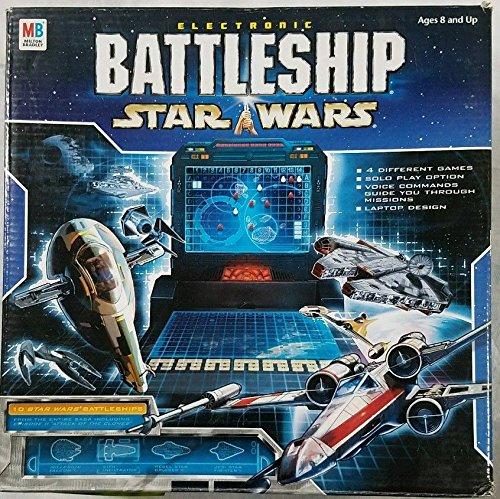 (Star Wars Electronic Battleship)