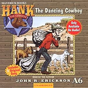 The Dancing Cowboy Audiobook