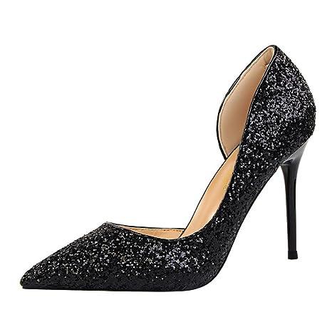 yjydada chaussures femmes, femmes pompes pompes femmes extrem sexy talons 415a74
