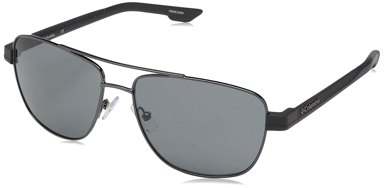 4830f9314b84 Amazon.com  Columbia Men s Vamoose Aviator Sunglasses