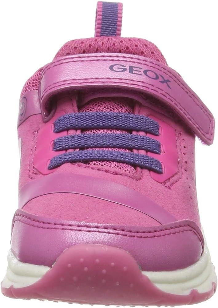 28 Scarpe Geox con chiusura a strappo per bambine dai 2 ai
