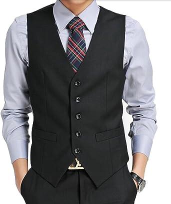 Only Faith Men's Casual Dress Vest