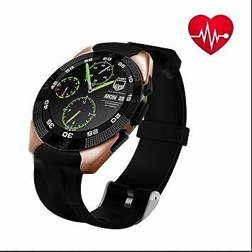 Fitness Tracker Deportes relojes Smart teléfono,Control de actividad,Escalada de Roca Correr,