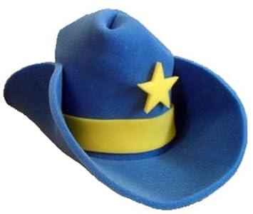 be4a7df88 30 Gallon Foam Cowboy Hat Pick Color 10 20 Giant Big Huge Jumbo Western  Costume
