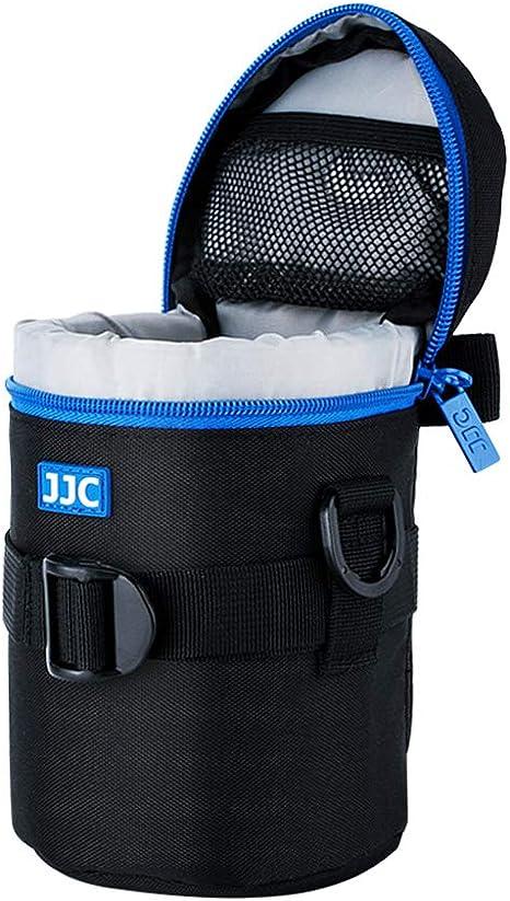 JJC Multi-function Lightweight Durable Deluxe Technical Photography Belt Fits JJC DLP Lens Pouch for Photographers