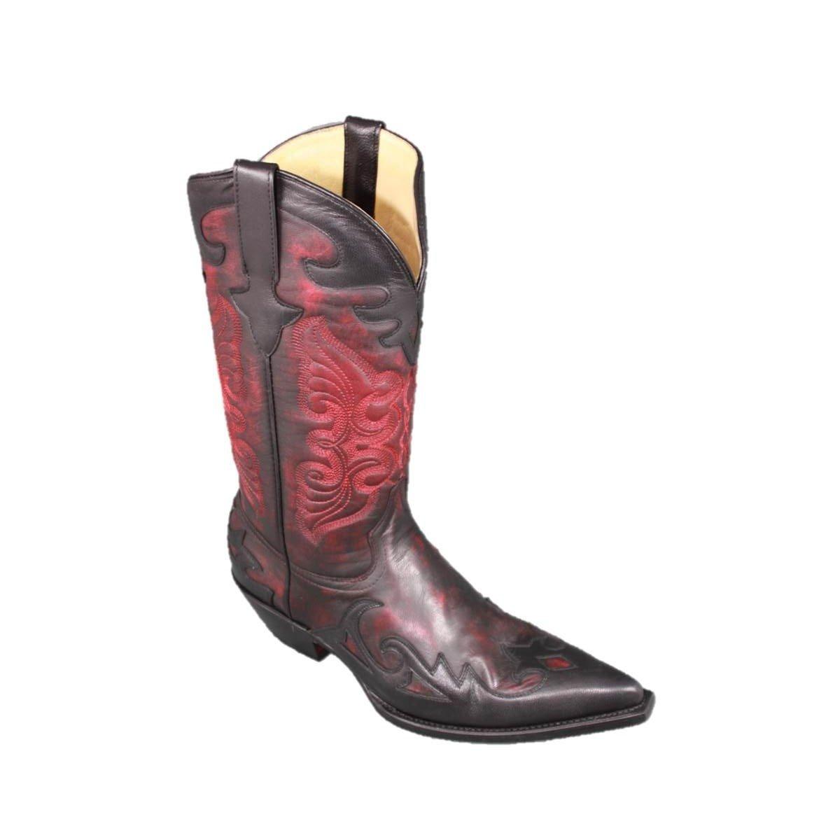 GO'WEST  Herren Stiefel Rot  Billig und erschwinglich Im Verkauf
