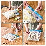 Sous Vide Bags Food Vacuum Sealer Bags with Pump