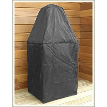 Vinteky Outdoor Pizza Oven Wood-Fired Charcoal Fired Bread Oven Smoker BBQ Rain Cover