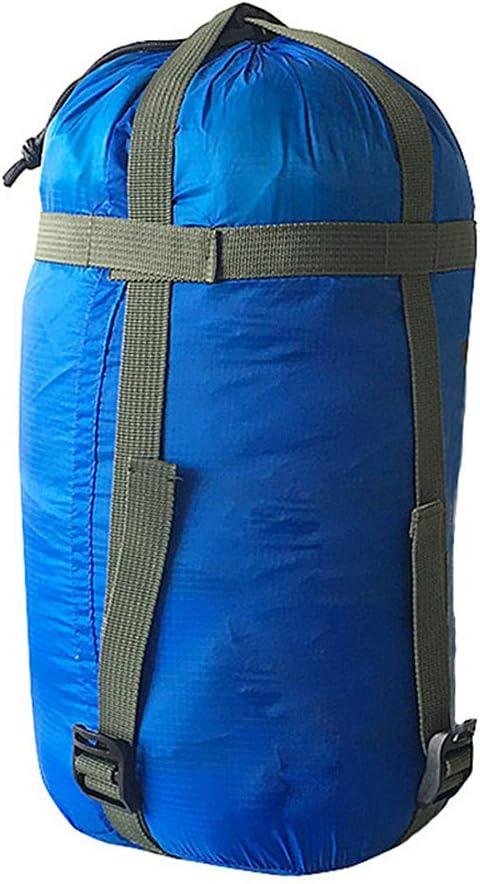 JIMITO Saco de Dormir Bolsa de Almacenamiento para Acampar Secado rápido con cordón de Almacenamiento Almacenamiento Saco de compresión: Amazon.es: Deportes y aire libre