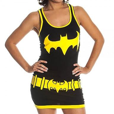 Batman disfraz de reservorio de mujer túnicas de (elegir su ...