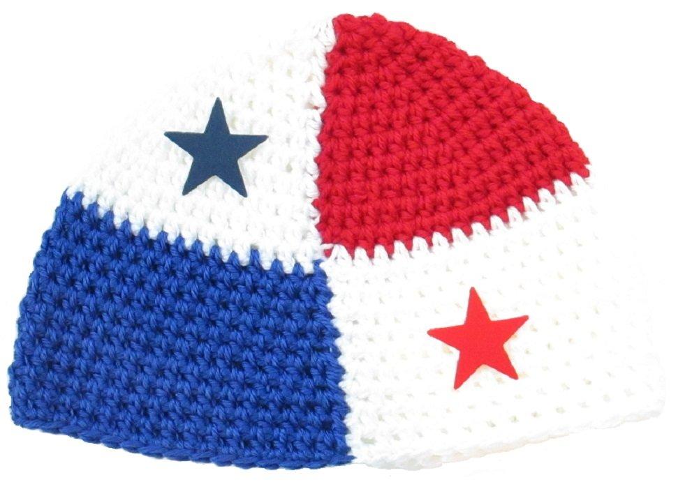 Panama Flag Beanie Hat Cap