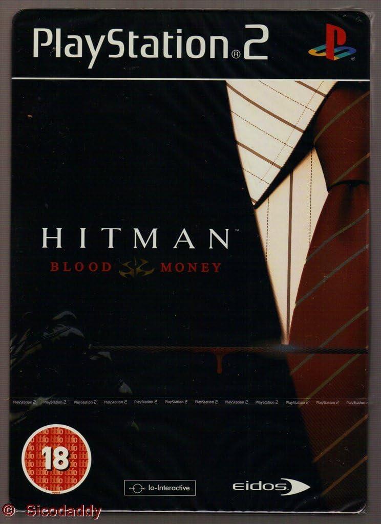 Hitman Blood Money (PS2) [Steelbox]: Amazon.es: Videojuegos