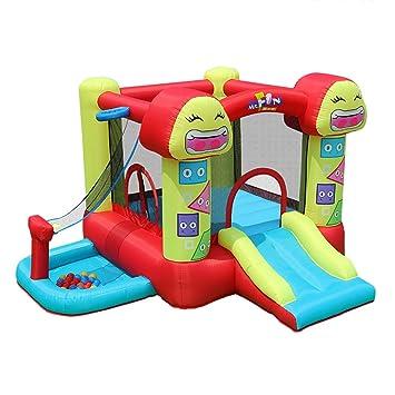 Amazon.com: Juguete hinchable para niños, castillo de ...