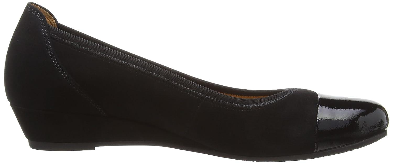 Gabor Shoes 22.691.89 Damen Durchgängies Plateau Pumps