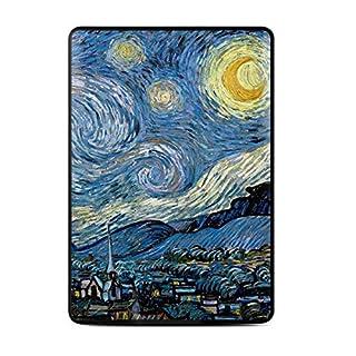 Kindle Paperwhite Skin Kit/Decal - Starry Night - Vincent Van Gogh (B009GU8XBS)   Amazon price tracker / tracking, Amazon price history charts, Amazon price watches, Amazon price drop alerts