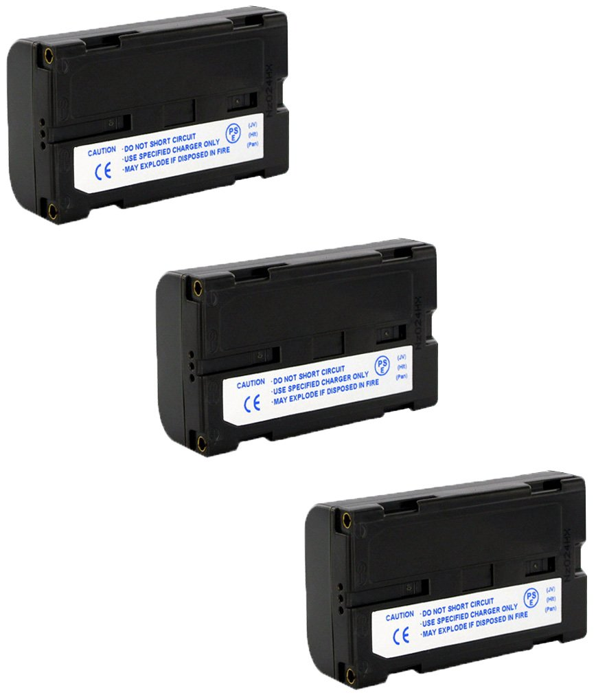 Sokkia BDC46B Survey GPS Battery Combo-Pack Includes: 3 x SDGPS-L1302 Batteries