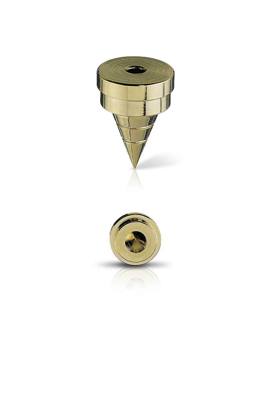 OEHLBACH Spikes S 2000 Rondelle cromate per casse, confezione da 4 55042