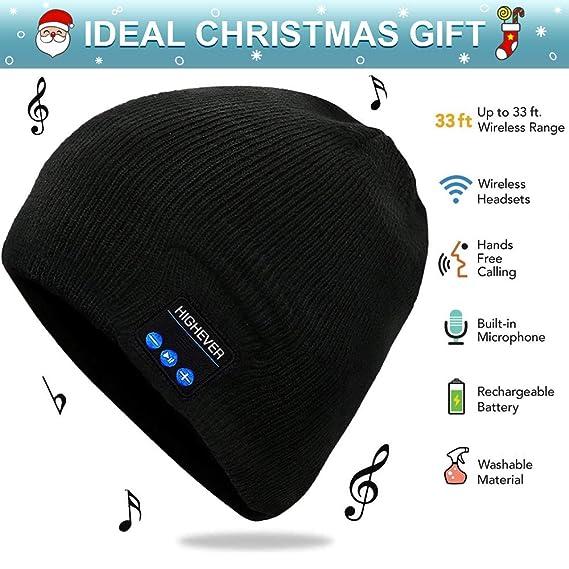 b8141d5518454 Amazon.com  Bluetooth Beanie