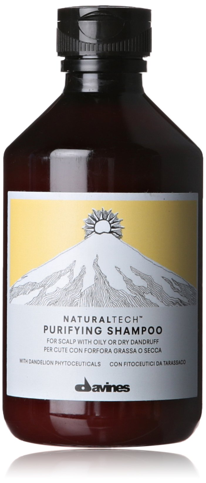 Davines Natural Tech Purifying Shampoo 250ml 8.45 oz