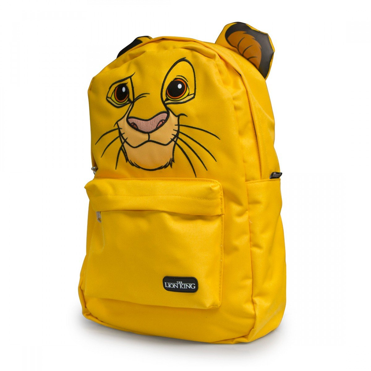 397e13f27f33 Amazon.com  Disney Simba Lion King Nylon Backpack and Pencil Case Set by  Loungefly  Clothing