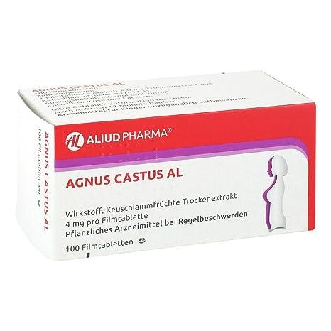 AGNUS CASTUS AL Filmtabletten 100 St Filmtabletten
