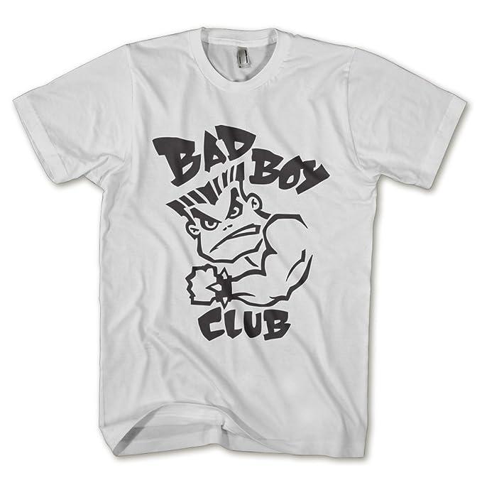 Bad Boy Club Mens T Shirt Amazon Co Uk Clothing