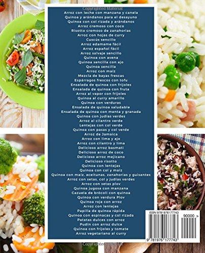 Recetas para la Olla arrocera: 50 recetas (Spanish Edition): Mattis Lundqvist: 9781976177743: Amazon.com: Books