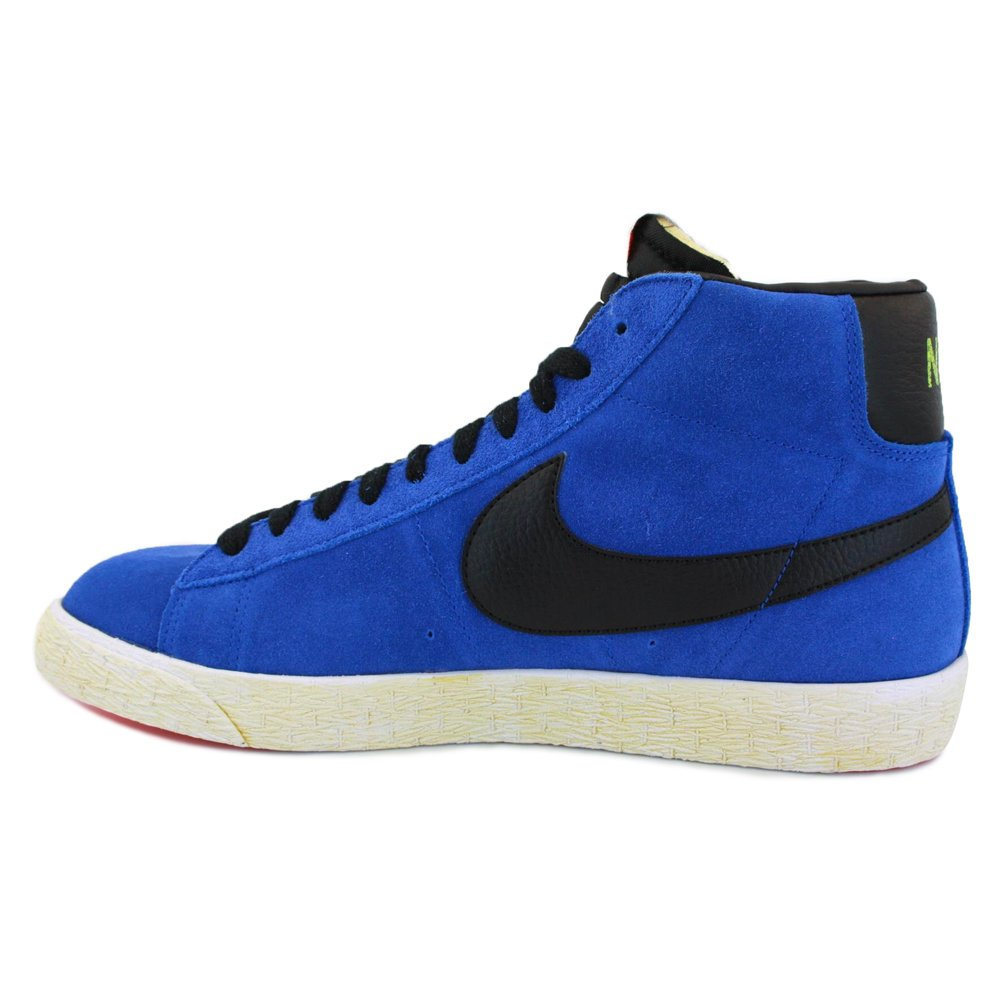 Nike Blazer Mid Premium Suede 524205 400 Mens Laced Suede