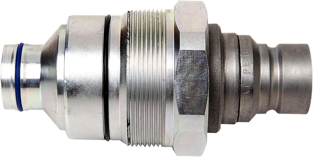 Noton Parts V1311-77140 47396760 Hydraulic Male Flat Face Quick Coupler 7246799 for Kubota SVL75-2C SVL95-2S SVL95-2SC SSV65 SSV65C SSV65P John Deere 320E 323E 326E Skid Steer Loader