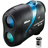 BUNDLE Nikon Coolshot 20 40 or 40i 80 80i Golf Rangefinder Standard Edition with EXTRA CR2 BATTERY