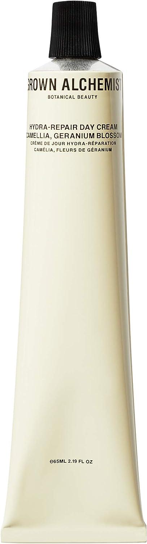 Grown Alchemist Hydra-Repair Day Cream - Camellia & Geranium Blossom - Vegan Hydrating Facial Moisturizer, Clean Skincare (65ml / 2.19oz)