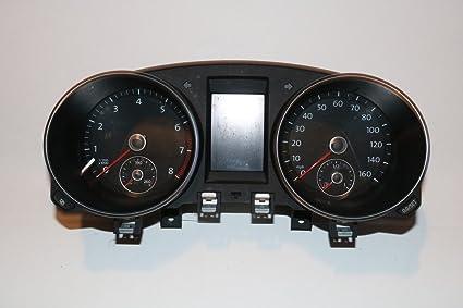 Amazon com: 10-10 VW Jetta SW Wagon Instrument Cluster