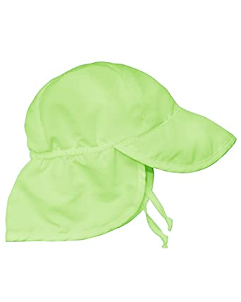 a4d9b31ad2b38 Kidsform Infant Uniex Baby Toddler Summer Solid Adjustable Head Size Caps  Sun Protection Hats