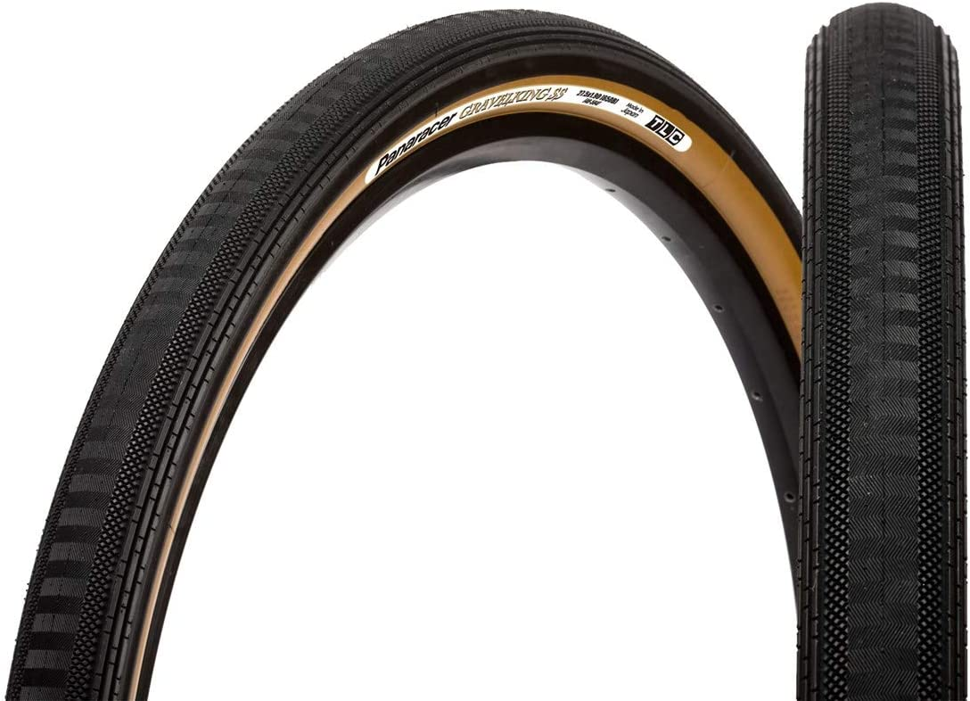 GRAVELKING Aramid Tire in 5 Sizes in Black or Brown