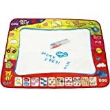 Kid Child Drawing Mat Painting Doodle Water Mat Play Learning Magic Water Painting Pen 32x24inch