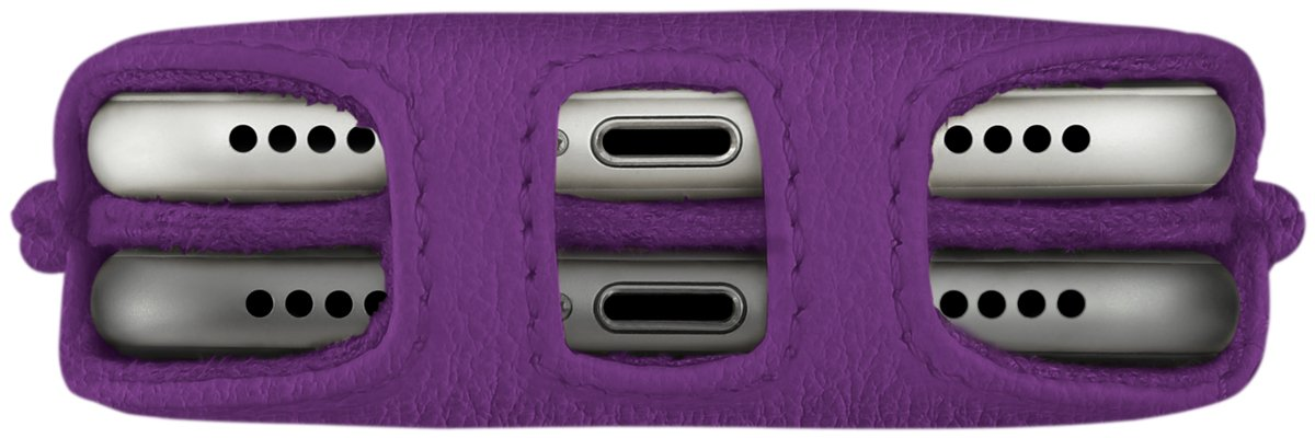 ullu Sleeve for iPhone 8/ 7 - Purple Haze Purple UDUO7PL03 by ullu (Image #4)