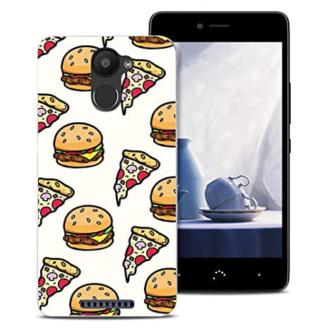 MOEVN Funda BQ U Plus, BQ Aquaris U Plus Funda Carcasa ...