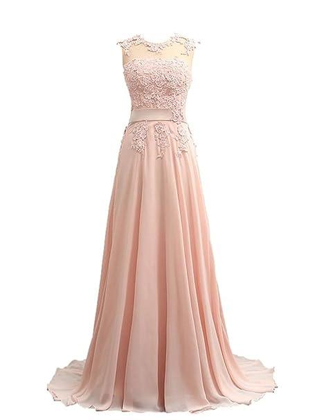 aini Dress Mujer Larga Noche de Punta Mode para Vestido de Noche Vestido de Boda Ball