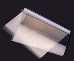 CHPOWER FEP Film for UV 3D Printers | 280mm x 200mm Per Sheet | HD Optical Grade | 0.15mm Thick | 3-Sheets