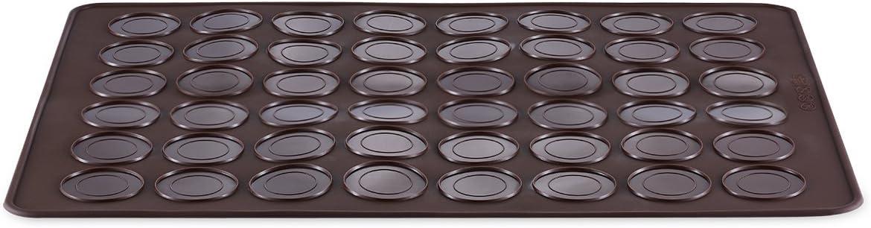 30/trou kit de macaron en silicone pour d/écoration passepoil Pot /à p/âtisserie Tapis de cuisson de No/ël de cuisine Dessert Bakeware outils kit de macaron avec Decomax Pen