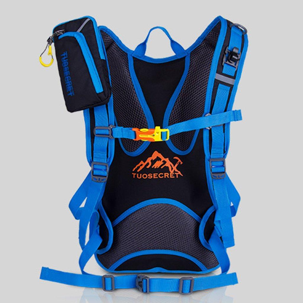 CUTICATE 18L Cover Waterproof Durable Cycling Trekking Backpacks Hiking Rucksack Bag by CUTICATE