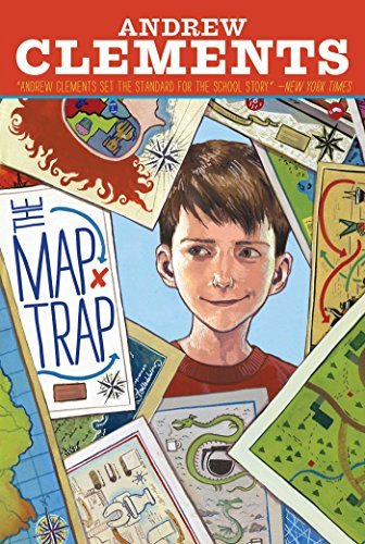 The Map Trap by [Clements, Andrew]