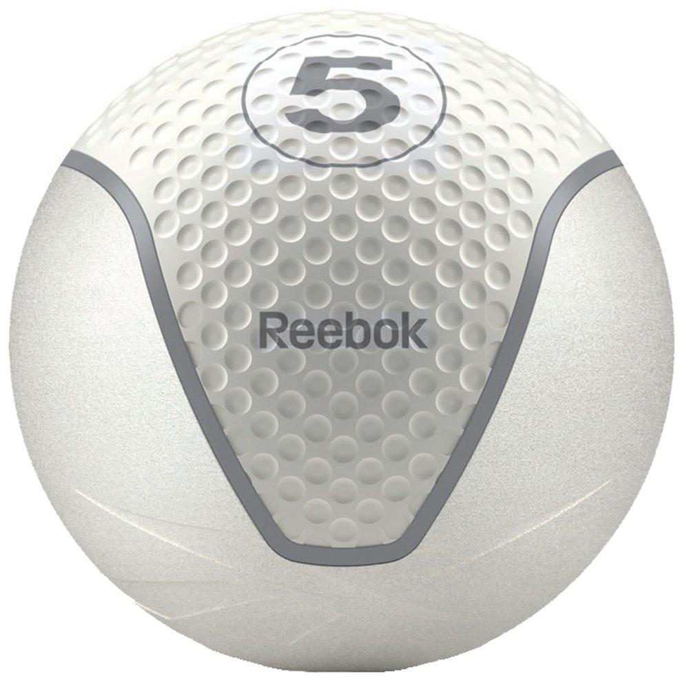 Reebok Medball 5Kg - White: Amazon.es: Deportes y aire libre
